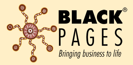 Blackpages Logo